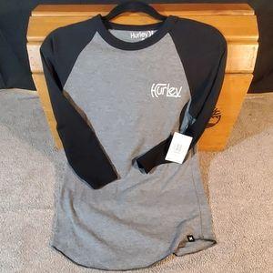 Hurley Baseball T-shirt - NWT